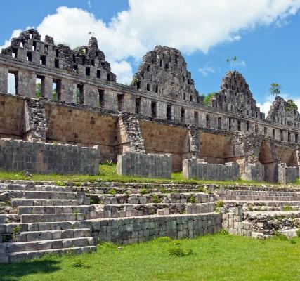 Maya romok