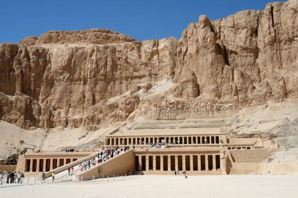 egypt hatsepsut fáraónő temploma