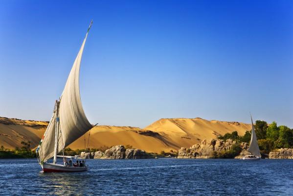 egypt nílus hajókázás