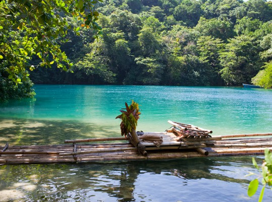 jamaica blue lagoon