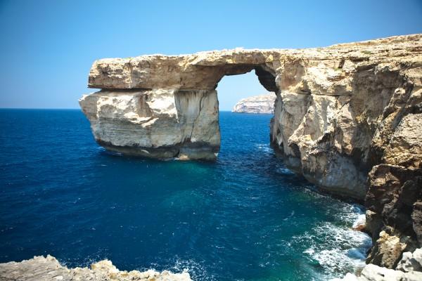 málta gozó sziget  tenger