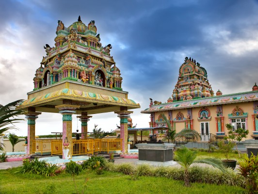 mauritius hindu templom
