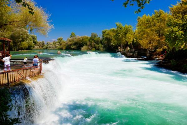 töröko manavgat vízesés