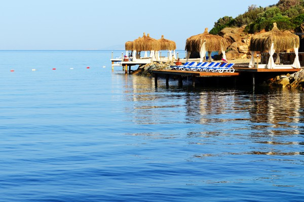 törökország tenger pihenés