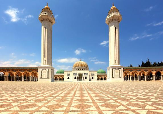 tunézia mauzóleum