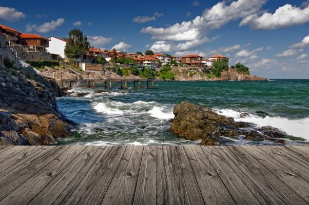 bulgária tengerpart