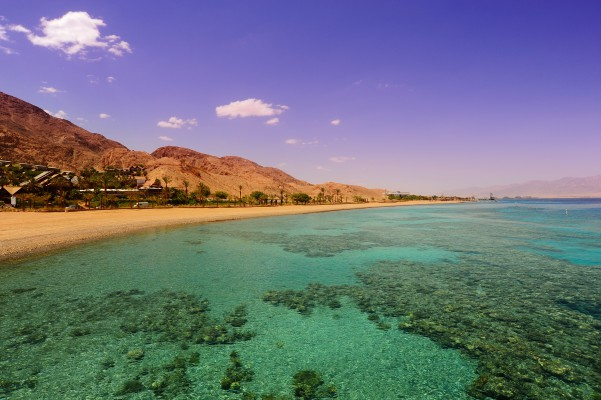 jordánia tenger